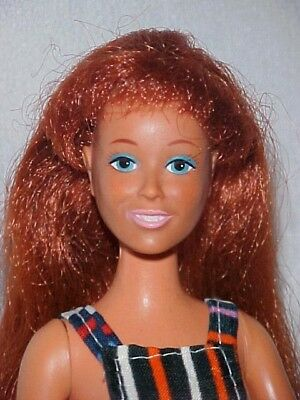 "Vhtf 1978 Ideal Skating Crissy Doll 12"" Barbie Size Tlc"