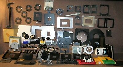 Sunday Only!! $125.00 Special Crazy Price! Huge Lot Of Great Darkroom Equipment!