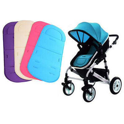 Breathable Washable Stroller Pushchair Car Seat Baby Toddler Pram Pads Cushion