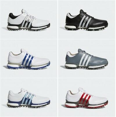 New 2018 Adidas Tour 360 Boost 2.0 Golf Shoes Wide Waterproof