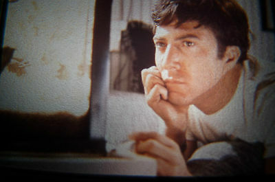 DUSTIN HOFFMAN - IN THE GRADUATE  - PROMO 35mm COLOURED SLIDE - VERY RARE