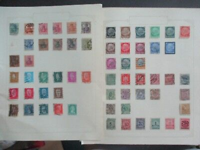 ESTATE: Europe collection on pages - heaps so much here serious value  (5922)