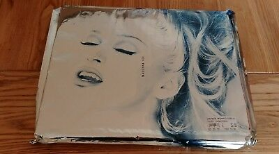 MADONNA SEX BOOK 1992 UK 1st EDITION,UNOPENED,RECEIPT! , SEALED,MINT,AWESOME