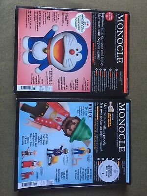 Monocle Magazine Issues 81 And 93 Japan Special