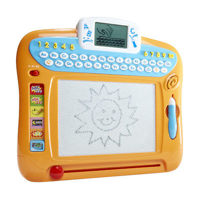 NEW Magic Sketch Doodle Writing Board   Kids Drawing Etch A Sketch