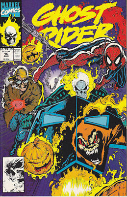 Ghost Rider #16 Marvel Comics 1991 VF Combined Shipping