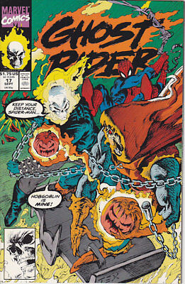 Ghost Rider #17 Marvel Comics 1991 VF/NM Combined Shipping