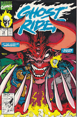 Ghost Rider #19 Marvel Comics 1991 FN/VF Combined Shipping