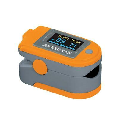 Pulse Oximeter Blood Oxygen Level Monitor Tracking Medical Testing Real Time