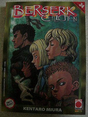 Berserk collection n 24 nuovo NO RISTAMPA