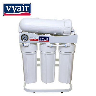 VYAIR 4-Stage Direct Flow 600GPD Reverse Osmosis Drinking Water Filter System