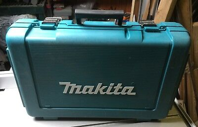 BOX ONLY for: MAKITA LXT COMBI-DRILL, 2 X Batteries & a Charger
