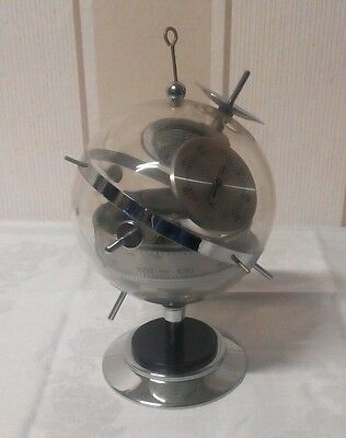 Sputnik Vintage Space Age Wetterstation Weatherstation 70's Germany kult