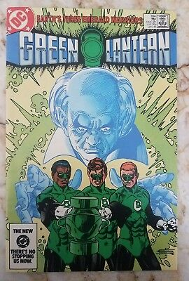Green Lantern #184 Vf/nm 1985 Gil Kane Key Dc Comic
