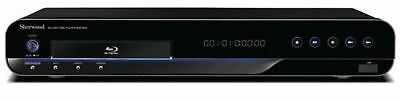 Sherwood BDP 904 Schwarz NEU Full HD Blu-ray-Player mit BD Profile 2.0 BDP904