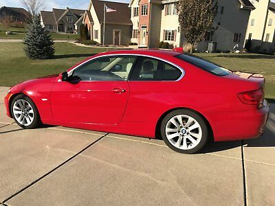 2011 BMW 3-Series Coupe 2011 BMW 328i Coupe