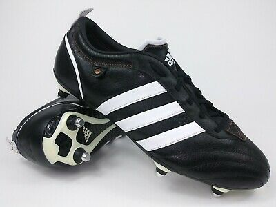35a01881d Adidas Mens Rare Telstar ll SG 012448 Soccer Cleats Football Boots Black  White