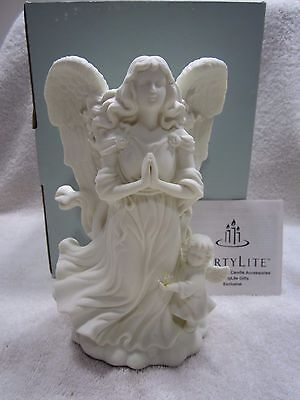 PartyLite # P7638 ANGEL of HOPE FIGURE with Box