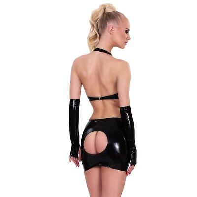 Spanking Datex Mini Skirt-L Minigonna Lingerie Sexy Di Guilty Pleasure