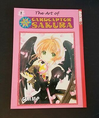 The Art of Cardcaptor Sakura 2 Art Book: CLAMP