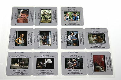 THE WAR - 11 press kit slides Kevin Costner Elijah Wood Mare Winningham