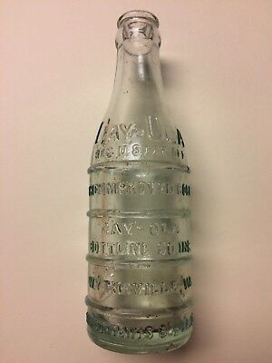 VA Gay-Ola Bottle Gay-Ola Bottling Co Inc Wytheville Virginia