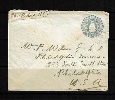 British Guiana - 1897 Cover to USA - 092417