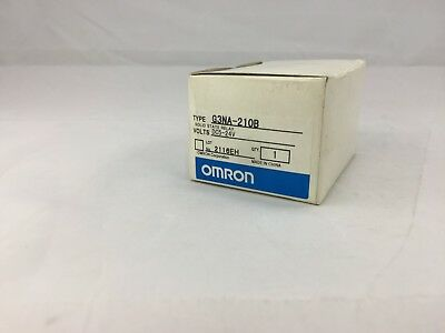 (NEW) G3NA-210B DC5-24 Solid State Relay