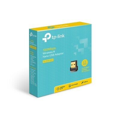 TP-Link TL-WN725N N150 150Mbps 2.4GHz USB Wireless WiFi Network Adapter Dongle