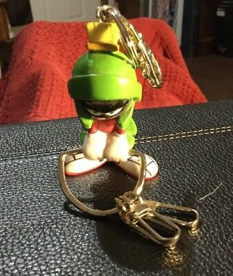 Marvin The Martian Double Key Chain
