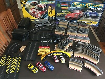 Scalextric Track/Sets