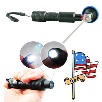 MINI Handheld LED Cold Light Source Connector Fit Wolf/Storz/Olympus Endoscope