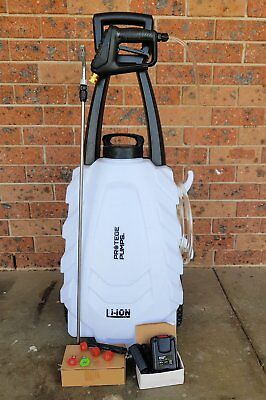 Protegemt8 30L Trolley Sprayer - Used Once Only - New Condition