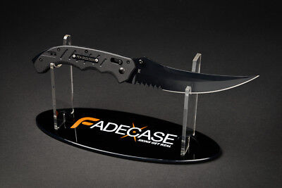 FADECASE Flip Knife – Night – Real Csgo Skin Counter Strike Global Offensive