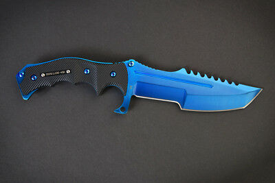 FADECASE Huntsman - Blue Steel - Real Knife Skin Counter Strike Global
