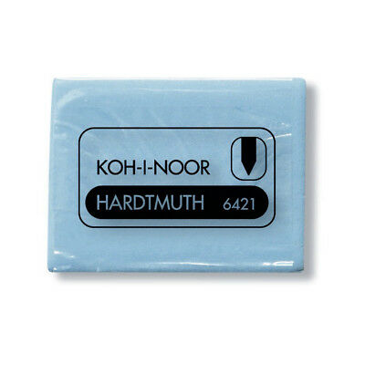 Koh-I-Noor 6421 - 6423 Kneaded Erasers in Soft & Extra Soft - Packs of 5