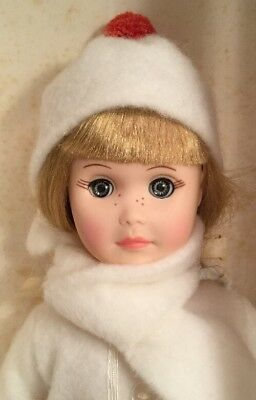 Vintage Effanbee Four Seasons Collection Winter Doll