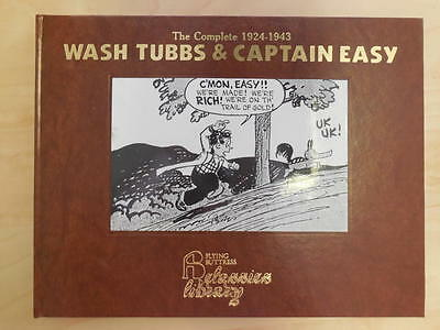 The Complete Wash Tubbs and Captain Easy Vol 14   1938-1939   HC