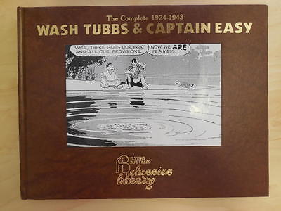 The Complete Wash Tubbs and Captain Easy Vol 12   1937   HC