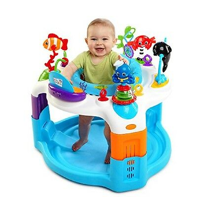 ACTIVITY SAUCER PLAY STATION Baby Einstein Infant Toddler Music Toys Play NEW