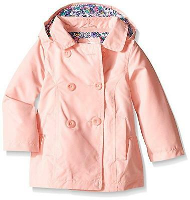 53c228e1f93c CARTER S TODDLER GIRLS Pink Trench Coat Size 4T -  16.99