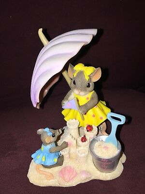 """Charming Tails """"My Daughter, My Sunshine"""" of My Precious Daughter Collection. LE"""