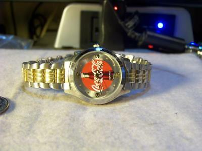 Women's Coca Cola Fashion Watch From 2003