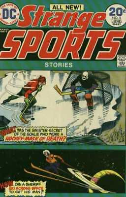 Strange Sports Stories (1973 series) #5 in Near Mint - condition