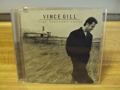 Vince Gill - High Lonesome Sound - 1996 - Like New Cd