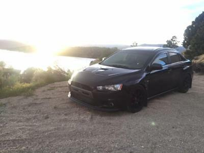 2008 Mitsubishi Evolution MR mitsubishi evolution x