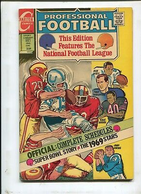Charlton Sport Library - Professional Football #1 - 1 Shot! - (5.0) 1969/70