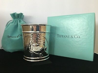 Tiffany & Co Sterling Silver Rare Cup