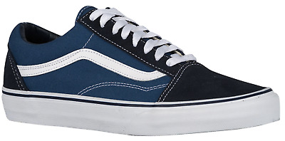 competitive price hot new products best supplier NEW VANS OLD SKOOL - MEN'S Navy | Canvas Blue c1 Skate Shoes ...