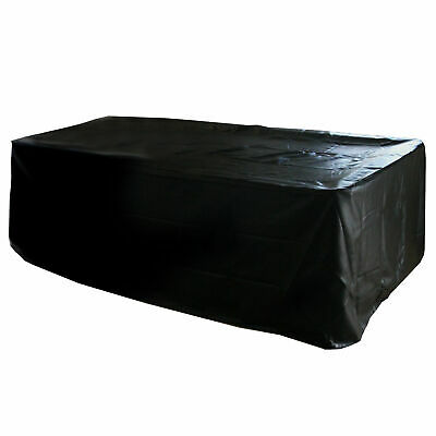 """QUALITY FULL DROP OUTDOOR & HEAVY DUTY 7ft x 3'6"""" HOME  Table cover"""